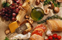 Delectable ingredients for Italian Cooking