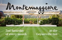 Taste Montemaggiore Wines on Saturdays