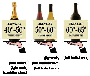 montemaggiore wine service etiquette tips tricks