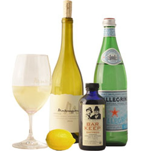 White Rhône Cocktail